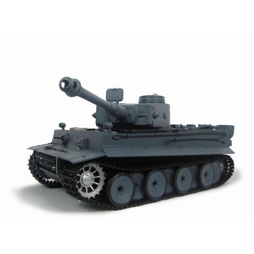 Heng Long 1/16 RC Tiger I grau BB 2.4GHz