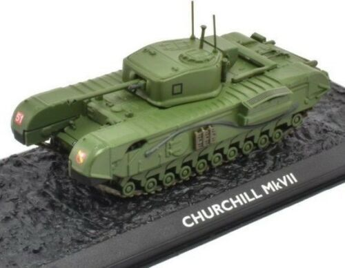 Atlas Ultimate Tank Collection Churchill Mk. VII