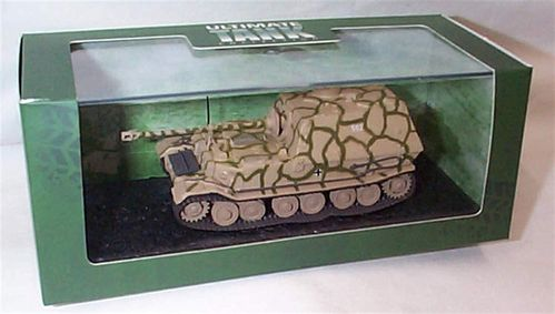 Atlas Ultimate Tank Collection Panzerjäger Tiger (P) Elefant